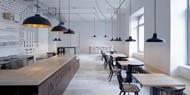 Вентиляция в ресторане, кафе или столовой